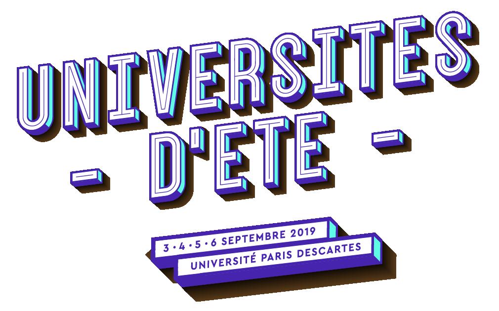 Les Universités d'étés 2019